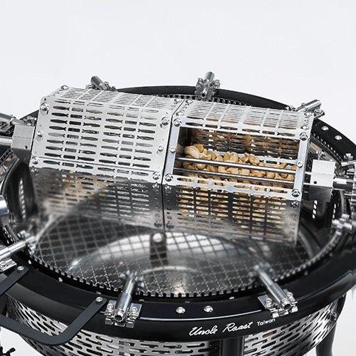 Uncle Roast BBQ Grill-Accessories BBQ Roller燒烤配件 滾筒烤籠 500x500